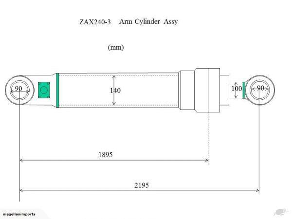 ArmZAX240-A 3